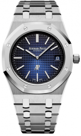 "Audemars Piguet Royal Oak ""Jumbo"" Extra-Thin 39 mm 15202IP.OO.1240IP.01"