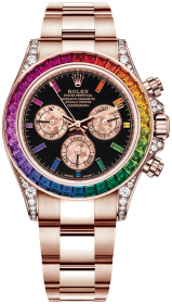 Rolex Daytona Cosmograph 40 mm 116505 Rainbow CUSTOM