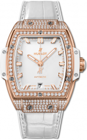 Hublot Spirit of Big Bang King Gold White Pave 39 mm 665.OE.2080.LR.1604
