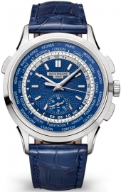 Patek Philippe Complications World Time Chronograph 39.5 mm 5930G-001