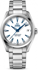 Omega Seamaster Aqua Terra 150M Master Co-Axial Good Planet 38.5 mm 231.90.39.21.04.001