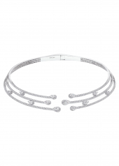 Колье Graff Duet Multi-strand Diamond Necklace RGN 664