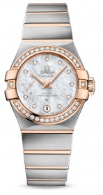 Omega Constellation Co-Axial Master Chronometer Small Seconds 27 mm 127.25.27.20.55.001
