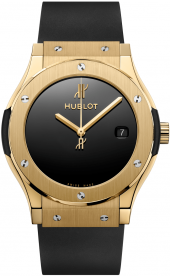 Hublot Classic Fusion 40 Years Anniversary Yellow Gold 45 mm 511.VX.1280.RX.MDM40