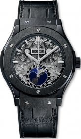 Hublot Classic Fusion Aerofusion Moonphase Black Magic 45 mm 517.CX.0170.LR