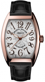 Franck Muller Cintree Curvex Remember 7880 B SC AT REM RG