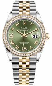 Rolex Datejust 36 mm 126283
