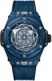 Hublot Big Bang Unico Sang Bleu Ceramic Blue 45 mm 415.EX.7179.VR.MXM19