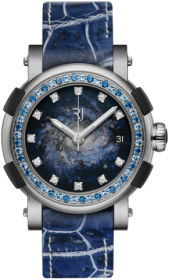 Romain Jerome ARRAW Star Twist Titanium Blue Spiral Galaxy 39 mm 1S39A.TTTR.6000.AR.1111.STB19