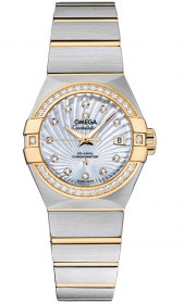 Omega Constellation Co-Axial 27 mm 123.25.27.20.55.002