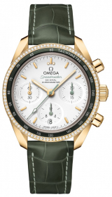Omega Speedmaster Co-Axial Chronograph 38 mm 324.68.38.50.02.004