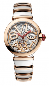 Bvlgari Lvcea Skeleton 33 mm 102878