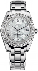 Rolex Pearlmaster 34 mm 81299