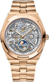 Vacheron Constantin Overseas Perpetual Calendar Ultra-Thin Skeleton 41.5 mm 4300V/120R-B547
