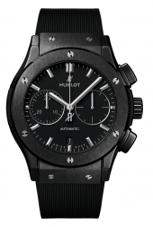 Hublot Classic Fusion Chronograph Black Magic 45 mm 521.CM.1171.RX