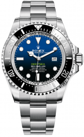 Rolex Sea-Dweller Deepsea 44 mm 126660 D-Blue