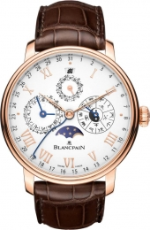 Blancpain Villeret Traditional Chinese Calendar