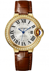 Cartier Ballon Bleu De Cartier 33 mm WJBB0040