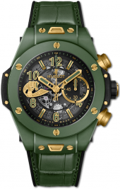 Hublot Big Bang Unico WBC Green Ceramic 45 mm 411.GX.1189.LR.WBC19
