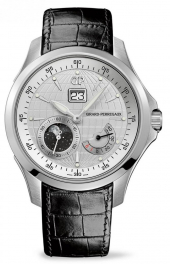 Girard Perregaux Traveller WW.TC Moon Phase 44 mm 49650-11-132-BB6A