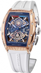 Cvstos Sealiner Regata Automatic Gold