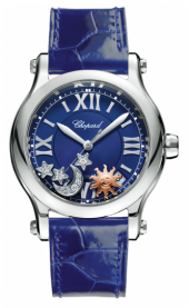Chopard Happy Sport Sun, Moon and Stars 36 mm 278559-3011