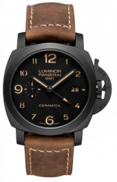Panerai Luminor 3 Days GMT Automatic Ceramica 44 mm PAM00441