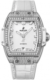 Hublot Spirit of Big Bang Titanium White Pave 39 mm 665.NE.2010.LR.1604
