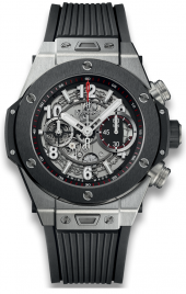 Hublot Big Bang Unico Titanium Ceramic 45 mm 411.NM.1170.RX