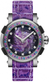 Romain Jerome ARRAW Star Twist Titanium Purple Spiral Galaxy 39 mm 1S39A.TTTR.6000.AR.1113.STP19