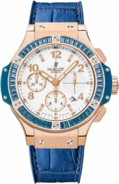 Hublot Big Bang Gold Tutti Frutti 41mm 341.PL.2010.LR.1907