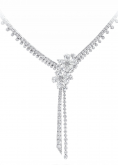 Колье Graff Carissa Diamond Drop Necklace RGN 651