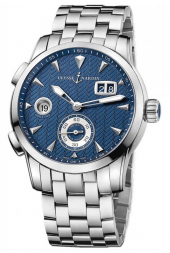 Ulysse Nardin Dual Time Manufacture 3343-126LE-7/93