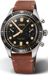 Oris Divers Sixty-Five Chronograph 43 mm