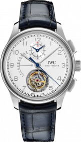 IWC Portugieser Tourbillon Retrograde Chronograph 43.5 mm IW394006