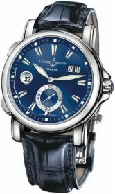 Ulysse Nardin Dual Time 42 mm 243-55/93