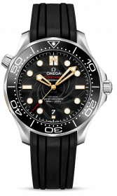 "Omega Seamaster Diver 300M Omega Co‑Axial Master Chronometer 42 mm ""James Bond"" Limited Edition 210.22.42.20.01.004"