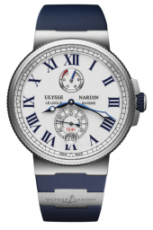 Ulysse Nardin Marine Chronometer Manufacture 45 mm 1183-122-3/40