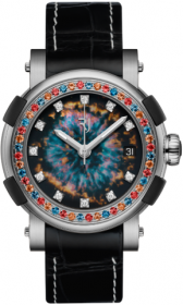 Romain Jerome ARRAW Star Twist Titanium Glowing Eye Nebula 39 mm 1S39A.TTTR.6000.AR.1112.STO19