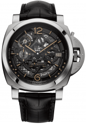 Panerai L'Astronomo - Luminor 1950 Tourbillon Moon Phases Equation of Time GMT 50mm