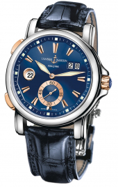 Ulysse Nardin Dual Time 42 mm 243-55/93-BQ
