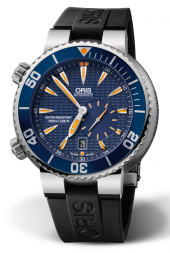 "Oris Divers ""Great Barrier Reef"" Limited Edition 47 mm 01 643 7609 8585-Set RS"