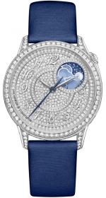 Vacheron Constantin Egerie Moon Phase Jewellery 37 mm 8006F/000G-B499
