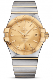 Omega Constellation Co-Axial 35 mm 123.20.35.20.08.001