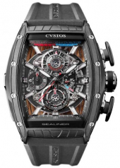 Cvstos Sealiner Regata Automatic Black
