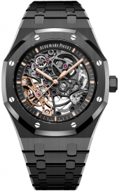 Audemars Piguet Royal Oak Double Balance Wheel Openworked 41 mm 15416CE.OO.1225CE.01