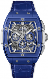 Hublot Spirit of Big Bang Blue 42 mm 641.EX.5129.LR