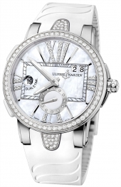 Ulysse Nardin Executive Dual Time Lady 40 mm 243-10B-3C/391