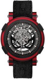 Romain Jerome ARRAW Spider-Man Tourbillon 45 mm 1C45T.BBBR.1023.PR.SPM19