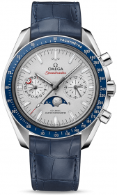 Omega Speedmaster Moonwatch Co-Axial Master Chronometer Moonphase Chronograph 44.25 mm 304.93.44.52.99.004